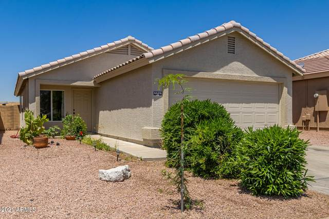 4424 N 113TH Drive, Phoenix, AZ 85037 (MLS #6237655) :: Zolin Group