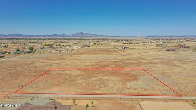 0000 Open Prairie Lane - Lot 3, Prescott Valley, AZ 86315 (MLS #6237660) :: Zolin Group