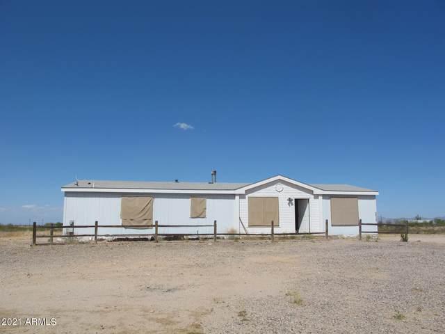 3717 N 356TH Drive, Tonopah, AZ 85354 (MLS #6237662) :: The Luna Team