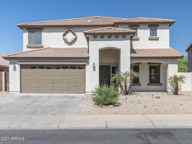 1510 E Bowman Drive, Casa Grande, AZ 85122 (MLS #6237687) :: Zolin Group
