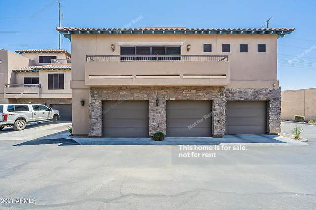 20660 N 40TH Street #2184, Phoenix, AZ 85050 (MLS #6237703) :: Power Realty Group Model Home Center