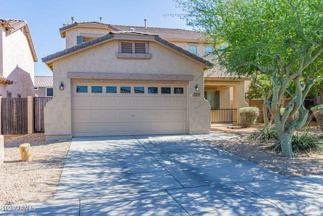 18551 W Sunnyslope Lane, Waddell, AZ 85355 (MLS #6237734) :: Executive Realty Advisors
