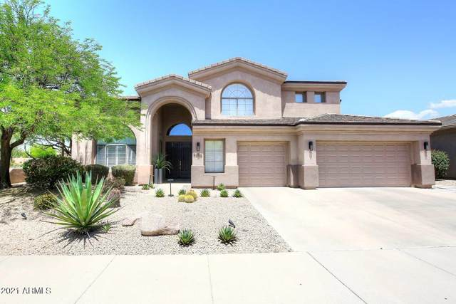 7456 E Thunderhawk Road, Scottsdale, AZ 85255 (MLS #6237735) :: Power Realty Group Model Home Center