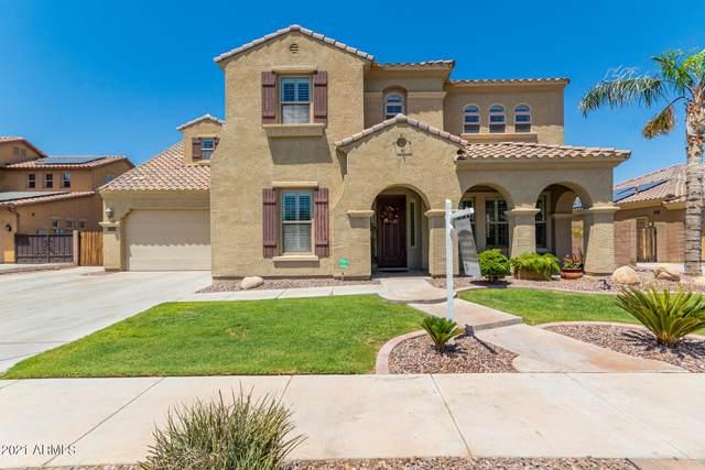 16778 W Jackson Street, Goodyear, AZ 85338 (MLS #6237748) :: Yost Realty Group at RE/MAX Casa Grande