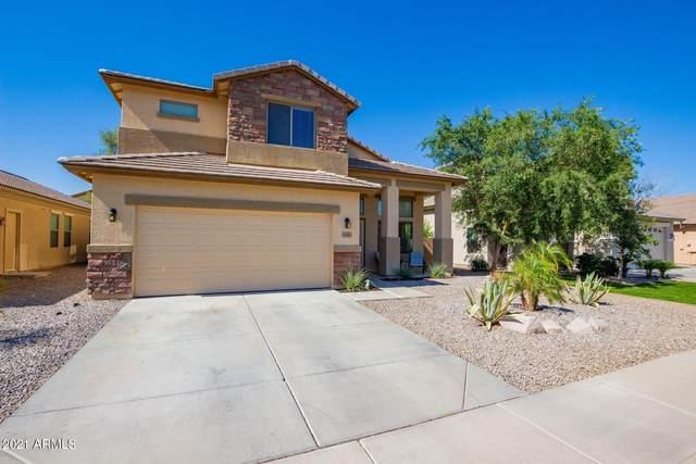 24864 W Pueblo Avenue, Buckeye, AZ 85326 (MLS #6237762) :: Klaus Team Real Estate Solutions