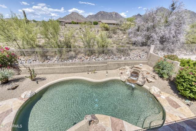 10640 E Penstamin Drive, Scottsdale, AZ 85255 (MLS #6237795) :: Zolin Group
