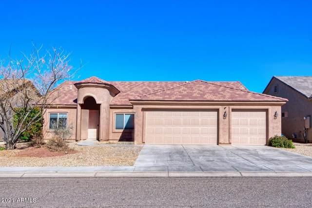 353 Desert Trail Drive, Sierra Vista, AZ 85635 (MLS #6237826) :: Klaus Team Real Estate Solutions
