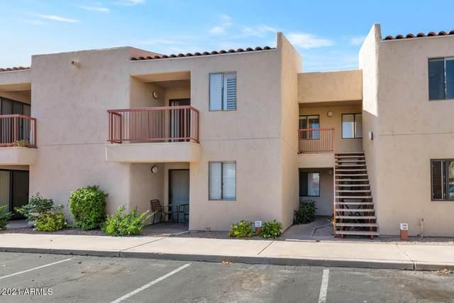 9355 N 91ST Street #210, Scottsdale, AZ 85258 (MLS #6237853) :: The Daniel Montez Real Estate Group