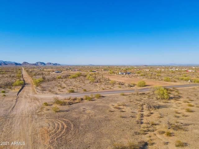 0 W Pampas Grass Lot 71 Road, Maricopa, AZ 85139 (MLS #6237895) :: Hurtado Homes Group