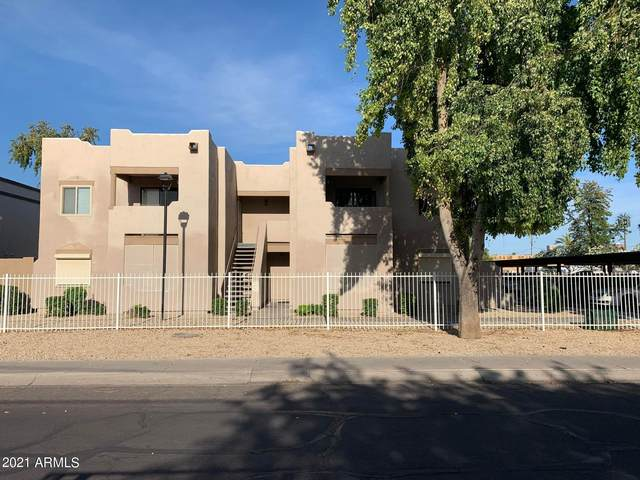 5035 N 17th Avenue #114, Phoenix, AZ 85015 (MLS #6237904) :: Keller Williams Realty Phoenix