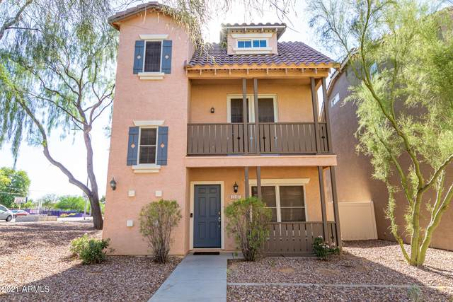 2107 E Huntington Drive, Phoenix, AZ 85040 (MLS #6237919) :: Yost Realty Group at RE/MAX Casa Grande