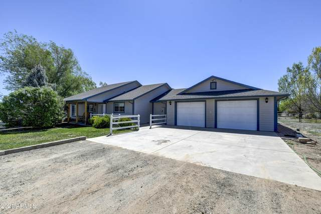 20205 N Upper Pass Road, Prescott, AZ 86305 (MLS #6237927) :: Yost Realty Group at RE/MAX Casa Grande