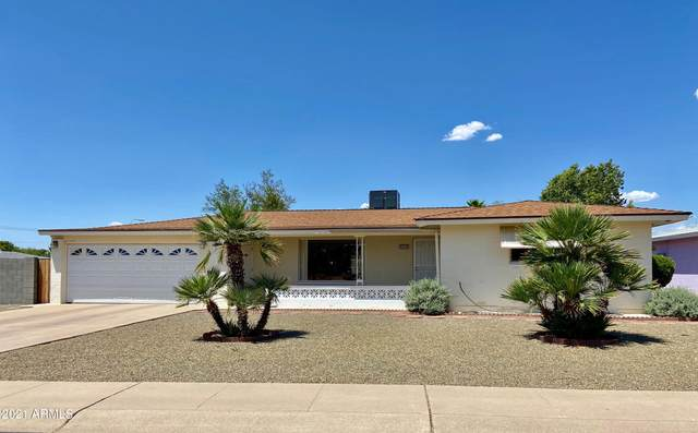 5402 E Dallas Street, Mesa, AZ 85205 (MLS #6237994) :: Arizona Home Group