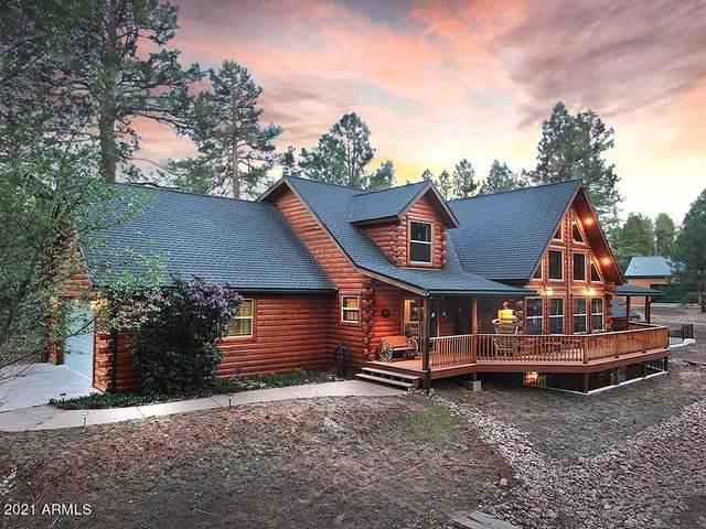 2089 Knotty Pine Circle, Overgaard, AZ 85933 (MLS #6238049) :: Arizona 1 Real Estate Team
