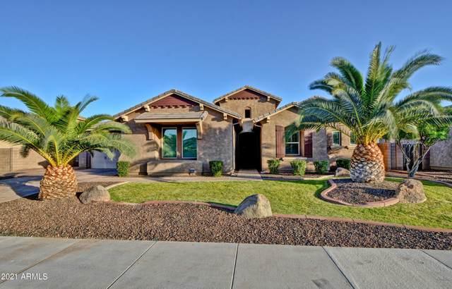 9331 W Sands Drive, Peoria, AZ 85383 (MLS #6238077) :: Maison DeBlanc Real Estate