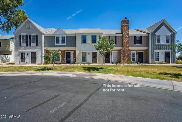 1600 N Saba Street #172, Chandler, AZ 85225 (MLS #6238135) :: Yost Realty Group at RE/MAX Casa Grande