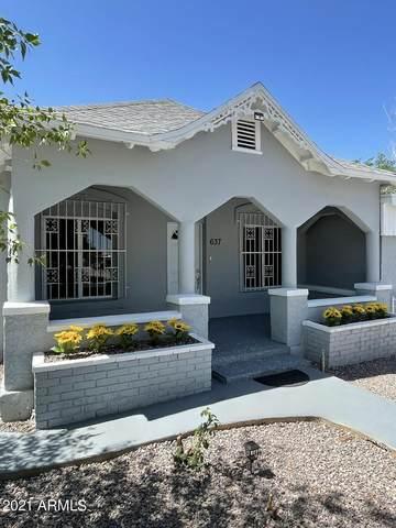 637 E 16th Street, Douglas, AZ 85607 (MLS #6238136) :: Yost Realty Group at RE/MAX Casa Grande