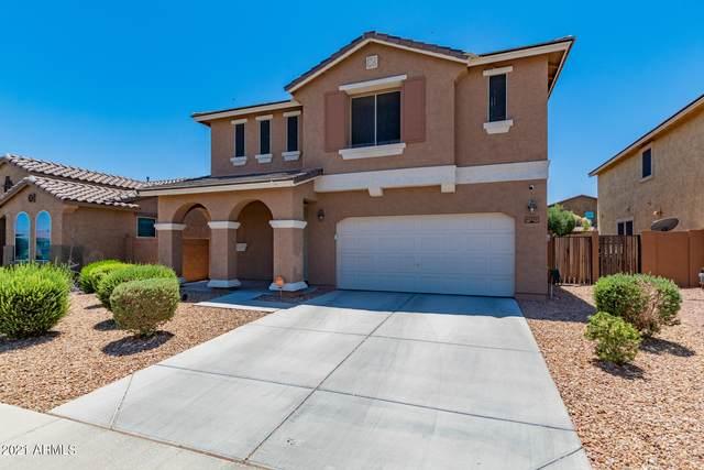 41337 W Rio Bravo Drive, Maricopa, AZ 85138 (MLS #6238277) :: Arizona Home Group