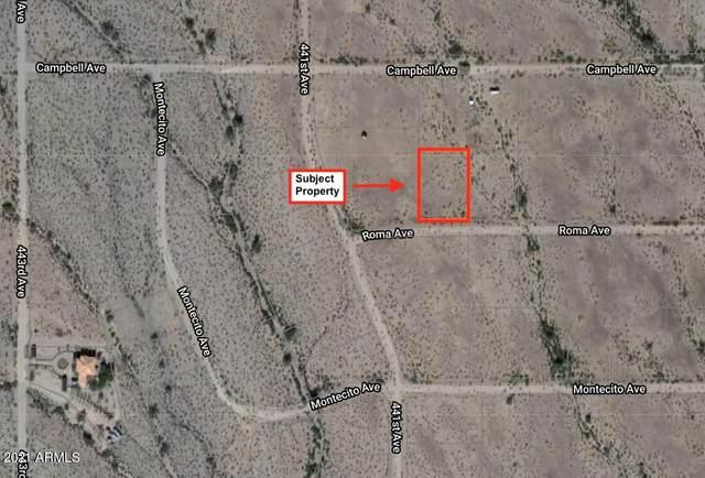 440 W Roma Avenue, Tonopah, AZ 85354 (MLS #6238369) :: Selling AZ Homes Team