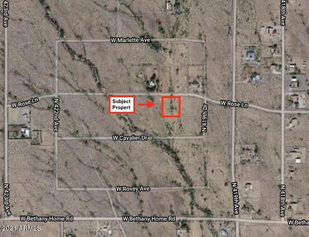 42010 W Rose Lane, Tonopah, AZ 85354 (MLS #6238373) :: ASAP Realty