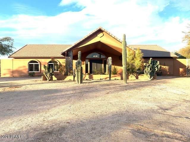6351 W Soft Wind Drive, Glendale, AZ 85310 (MLS #6238386) :: Yost Realty Group at RE/MAX Casa Grande