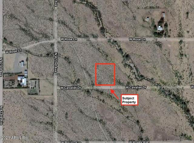 42200 W Cavalier Drive, Tonopah, AZ 85354 (MLS #6238401) :: The Garcia Group