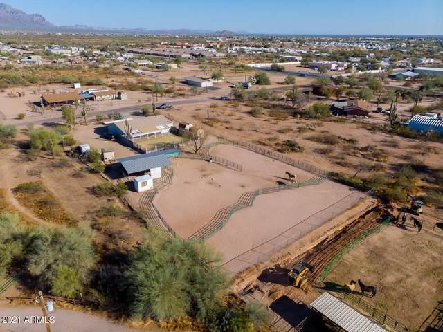 1784 N Monterey Drive, Apache Junction, AZ 85120 (MLS #6238428) :: Conway Real Estate