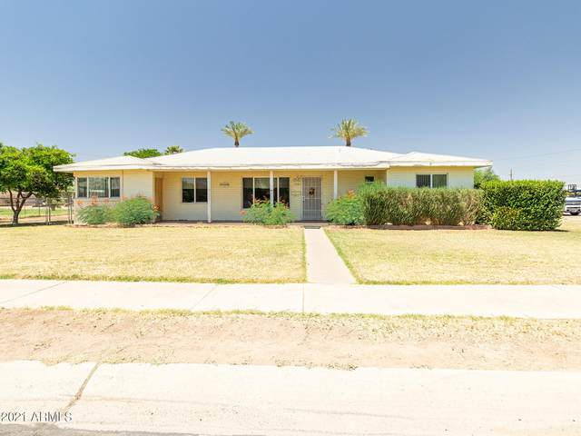 1118 N Palo Verde Street, Eloy, AZ 85131 (MLS #6238435) :: Yost Realty Group at RE/MAX Casa Grande