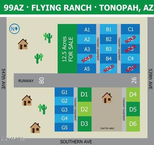 5450x W Sunland Road, Tonopah, AZ 85354 (MLS #6238453) :: The Daniel Montez Real Estate Group