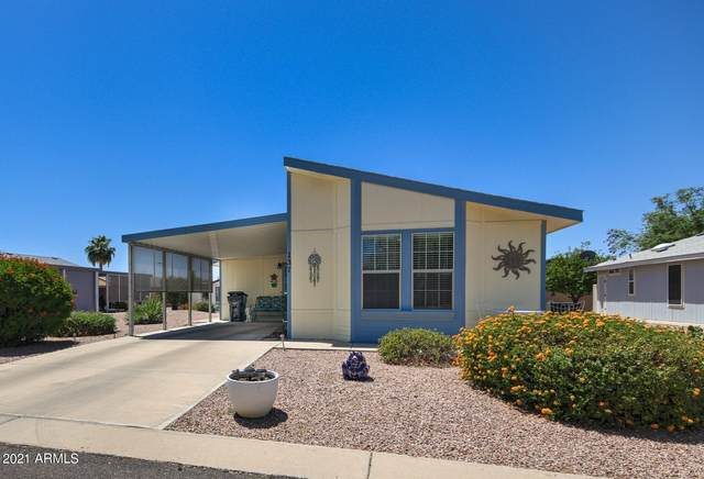 8500 E Southern Avenue #137, Mesa, AZ 85209 (MLS #6238495) :: Selling AZ Homes Team