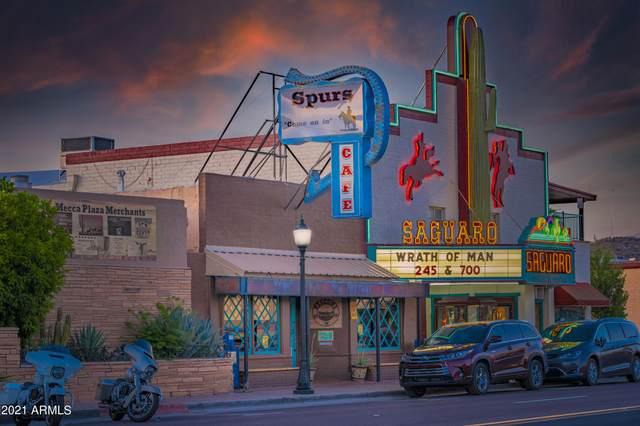 172 E Wickenburg Way, Wickenburg, AZ 85390 (MLS #6238504) :: Service First Realty