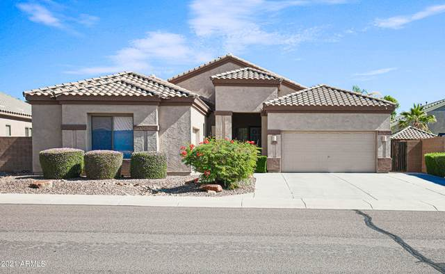9448 W Salter Drive, Peoria, AZ 85382 (MLS #6238523) :: Howe Realty