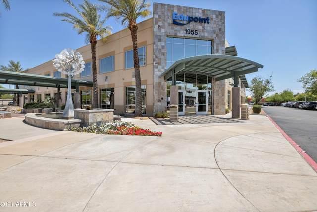 1955 S Val Vista Drive #119, Mesa, AZ 85204 (MLS #6238557) :: Long Realty West Valley