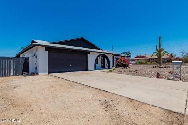 3522 W Michelle Drive, Glendale, AZ 85308 (MLS #6238562) :: Yost Realty Group at RE/MAX Casa Grande