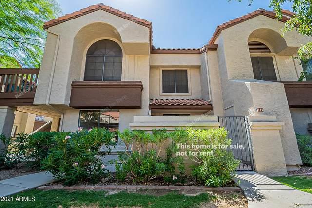 839 S Westwood #186, Mesa, AZ 85210 (MLS #6238564) :: The Daniel Montez Real Estate Group