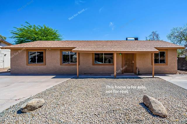 813 W Montoya Lane, Phoenix, AZ 85027 (MLS #6238571) :: Yost Realty Group at RE/MAX Casa Grande