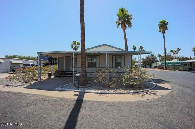 2050 W Dunlap Avenue B148, Phoenix, AZ 85021 (MLS #6238573) :: The Garcia Group
