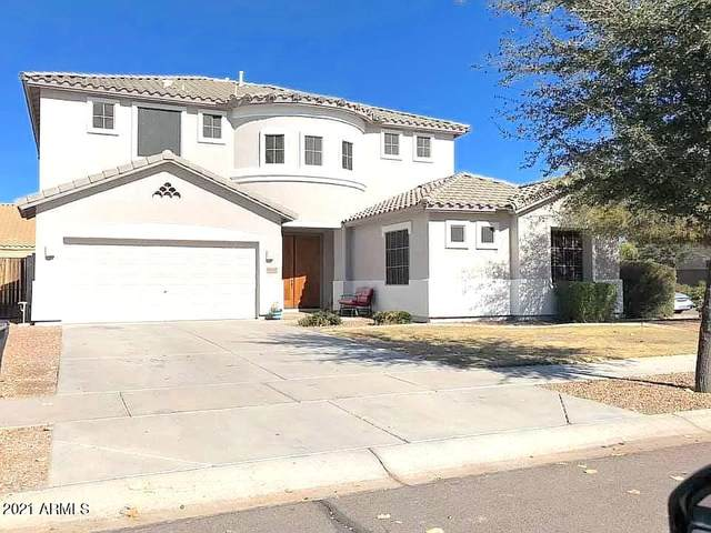4245 S Snowcap Drive, Gilbert, AZ 85297 (MLS #6238585) :: Yost Realty Group at RE/MAX Casa Grande