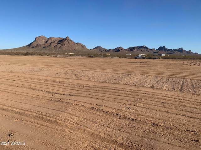 0 W Pisces Road, Eloy, AZ 85131 (MLS #6238648) :: The Garcia Group