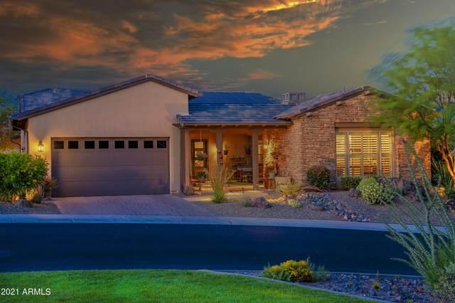 3328 Rising Sun Ridge, Wickenburg, AZ 85390 (MLS #6238763) :: Yost Realty Group at RE/MAX Casa Grande