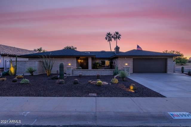 16030 N 61ST Place, Scottsdale, AZ 85254 (MLS #6238792) :: Yost Realty Group at RE/MAX Casa Grande