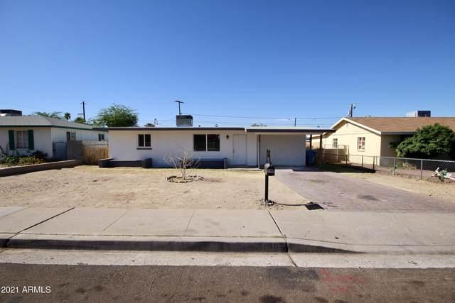 1305 W Cheryl Drive, Phoenix, AZ 85021 (MLS #6238794) :: Yost Realty Group at RE/MAX Casa Grande