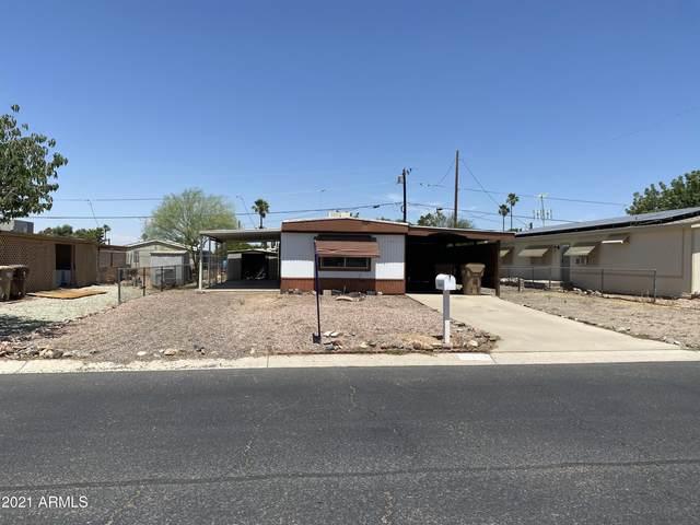 19040 N Dinero Road, Sun City, AZ 85373 (MLS #6238826) :: Conway Real Estate