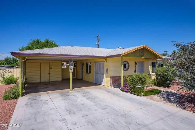 1818 S Hardy Drive, Tempe, AZ 85281 (MLS #6238836) :: Yost Realty Group at RE/MAX Casa Grande