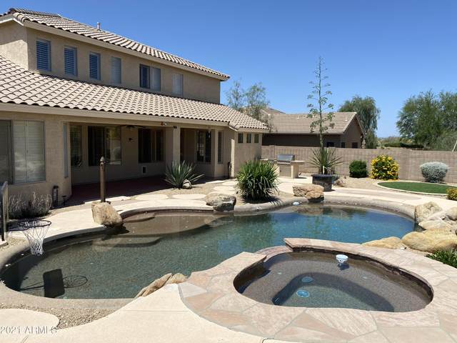 5528 E Dusty Wren Drive, Cave Creek, AZ 85331 (MLS #6238866) :: Yost Realty Group at RE/MAX Casa Grande