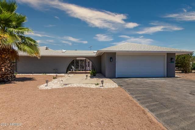 11156 W Mountain View Road, Sun City, AZ 85351 (MLS #6238874) :: Yost Realty Group at RE/MAX Casa Grande
