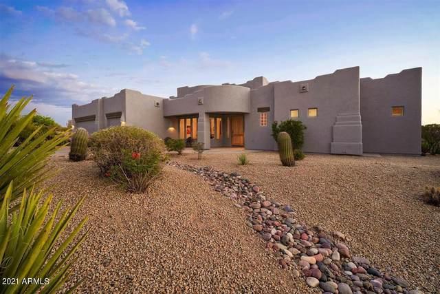 36768 N Twilight Trail, Carefree, AZ 85377 (MLS #6238898) :: Yost Realty Group at RE/MAX Casa Grande