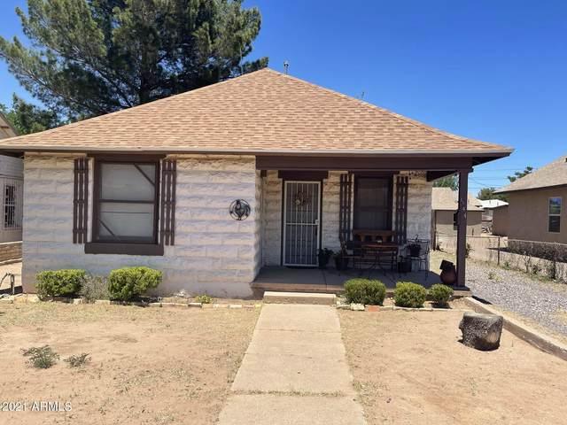 1144 E 13th Street, Douglas, AZ 85607 (MLS #6238935) :: Arizona Home Group