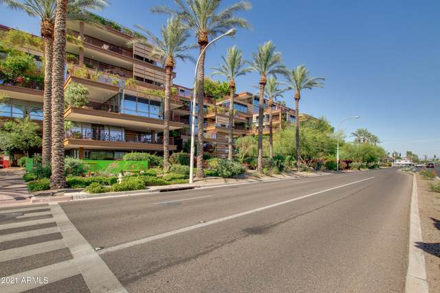 7147 E Rancho Vista Drive #4003, Scottsdale, AZ 85251 (MLS #6238945) :: CANAM Realty Group