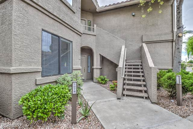 15151 N Frank Lloyd Wright Boulevard #1074, Scottsdale, AZ 85260 (MLS #6238952) :: Arizona Home Group